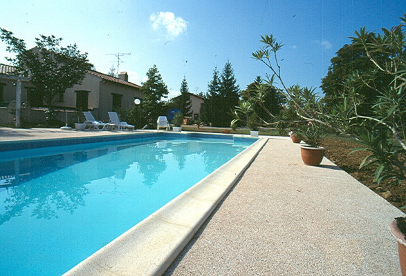 Qualche buona idea per una piscina esterna in giardino - Piscina smontabile ...