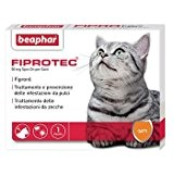 antiparassitario spot on Fiprotec gatto 3 pipette