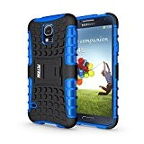 Custodia Galaxy S5 NEO,Fetrim Cover Galaxy S5, Protettiva Stand Case,Shock-Absorption Bumper Rugged Armor super protettiva Case per Samsung Galaxy S5/S5 ...