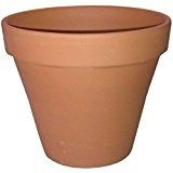 Degrea - Vaso in terracotta, 9 cm