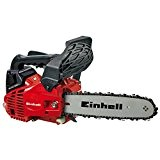 Einhell GC-PC 930 Kit Motosega da Potatura, 0.9 Kw, 11000 Rpm, Rosso/Nero