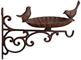 Esschert Design FB163 Mangiatoia per uccelli, metallo