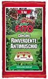 Guaber Z815601 Concime Rinverdente Antimuschio, Granulare, 5 kg