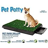 Lettiera in erba sintetica per cane - Pet Potty 50 x 64 cm