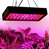 Lightimetunnel Dimmerabile 300w Lampade per Piante Coltiva Illuminazione Grow Light Led UV IR Indoor/Invernadero/Grow Box Verdura Fiore Crescita