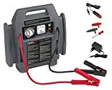 Power Pack Mobile avviamento + Compressore 17 AH - 900 Amp