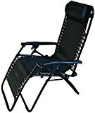 Redwood Leisure BB-FC114BL Sedia reclinabile, nero