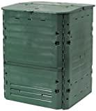 Thermo King 400L Compostiera in Plastica, Verde