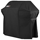 WEBER-STEPHEN PRODUCTS Genesis 300 Grill Cover, Black Polyester